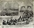 Opening of the Parliament, Cuza, 29 February 1860.jpg