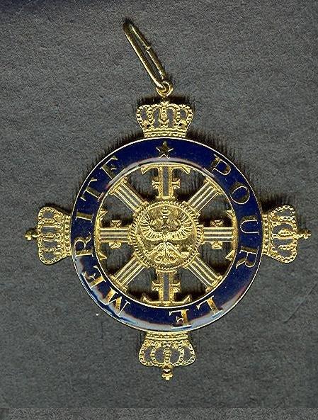 Orden Pour le Merite Vredesklasse
