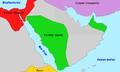 Orient Pròche en 632 (a la mòrt de Maomet).png