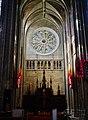 Orléans Cathédrale Sainte-Croix Innen Süd-Querschiff 2.jpg