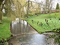 Ornamental ponds at Stanton House - geograph.org.uk - 1780538.jpg