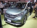 Osaka Motor Show 2019 (199) - Honda FREED+ HYBRID CROSSTAR・Honda SENSING 2WD (6AA-GB7).jpg