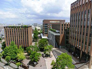 Osaka University of Economics - Image: Osaka University of Economics C and D building