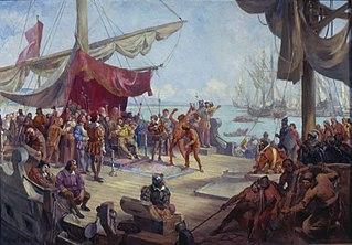 Nau Capitania de Cabral, Índios a Bordo da Capitania de Cabral