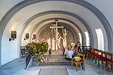 Ossiach Friedhof Aufbahrungshalle 07032015 0405.jpg