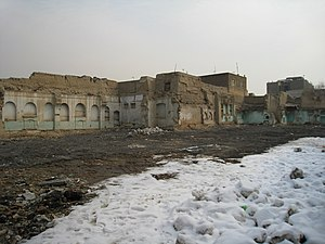Oudlajan - Remains of an old wealthy house