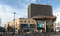 Overgate Centre entrance and City House Dundee March 2015.jpg