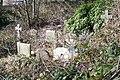 Overgrown Gravestones in Wadsley - geograph.org.uk - 737439.jpg