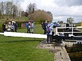 Oxclose lock on The Ripon Canal - geograph.org.uk - 781710.jpg