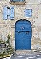 Périgueux 24 Portail&volets bleus 2014.jpg