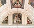 Pörtschach Pfarrkirche hl. Johannes d. T. Tonnengewölbe Ost-Wand 05062016 2446.jpg