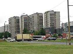 Pļavnieki, Latgale Suburb, Riga, Latvia - panoramio (2).jpg