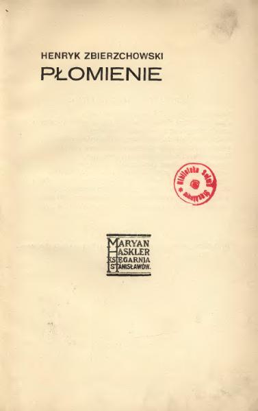 File:Płomienie (Zbierzchowski).djvu