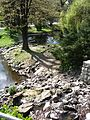 Přepadová část rybníka Hastrman.JPG
