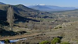 Casas del Puerto and Corneja Valley,Ávila,