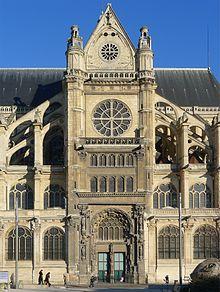 Architecture gothique \u2014 Wikipédia