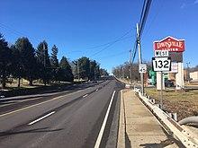 Pennsylvania Route 132 - Wikipedia