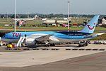 PH-TFM TUI Airlines Netherlands Boeing 787-8 Dreamliner @ Amsterdam - Schiphol (AMS) - 26.05.2017 (34102875504).jpg