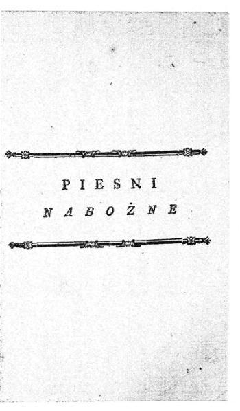 File:PL Franciszek Karpiński - Pieśni nabożne.djvu