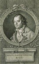 Johann Joachim Christoph Bode -  Bild