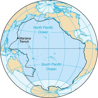 Pacific Ocean - en IHO