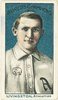 Paddy Livingston, Philadelphia Athletics, baseball card portrait LCCN2007683822.tif