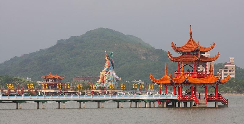 Wonderful Places In Asia Lotus Lake Taiwan