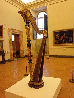 Triple harp