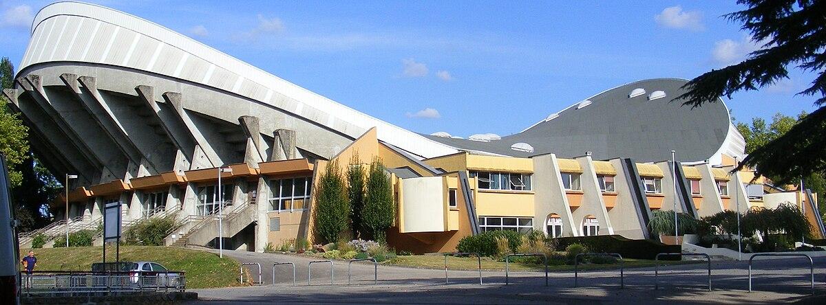 Palais des sports de beaublanc wikipedia for Aquilus piscine limoges
