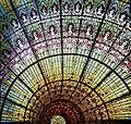 Palau de la musica catalana stained-glass - Flickr - Paul Stevenson.jpg