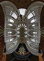 Panorama photo of the interior of Grote of Onze Lieve Vrouwekerk (Harderwijk) XI.jpg