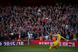 Costel Pantilimon - Pantilimon taking a goal-kick for Sunderland