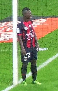Nampalys Mendy French association football player