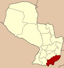Departemen Itapúa