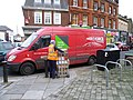 Parcel Force vehicle in Chipping Barnet (2).JPG