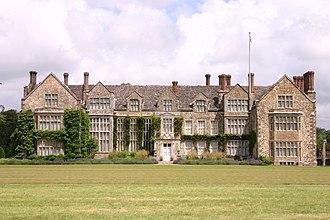 Robert Curzon (MP) - Parham Park house