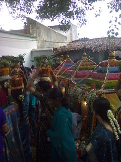 Bonalu holiday