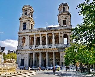 Saint-Sulpice, Paris Church in Paris, France