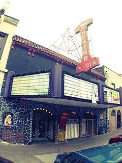 Paris Theatre (Portland, Oregon) music venue, formerly theater and movie theater in Portland, Oregon