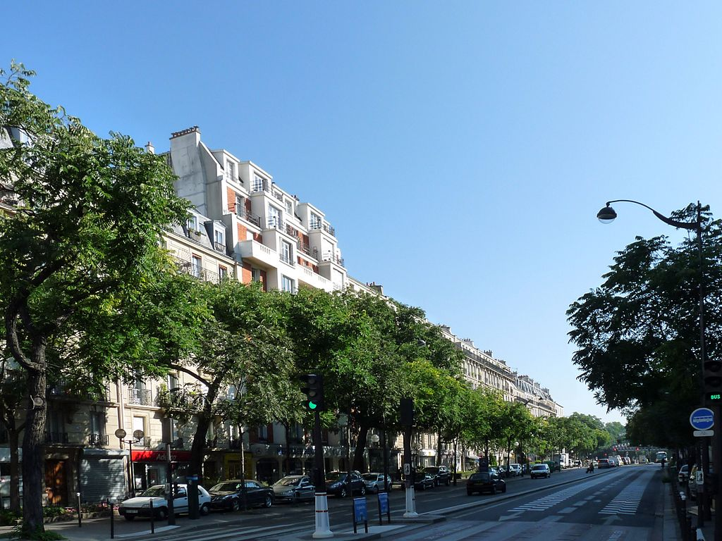 file paris boulevard saint wikimedia commons. Black Bedroom Furniture Sets. Home Design Ideas