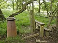 Parish Boundary Marker and Stile - geograph.org.uk - 21801.jpg