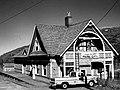Park City, Utah train station, summer 1976.jpg