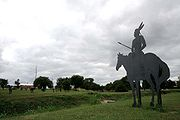 Park in Enid Oklahoma