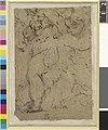 Parmigianino - Verso Studies of children Pen and brown ink, 1952,0121.67.jpg