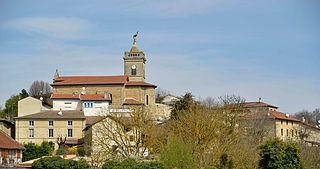 Parnans Commune in Auvergne-Rhône-Alpes, France