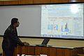 Parthasarathi Banerjee - Wikimedia Meetup - Kolkata 2013-01-15 3534.JPG