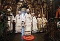 Participation of the President of Ukraine in the festive Christmas liturgy in Saint Sophia, Kiev 10.jpeg