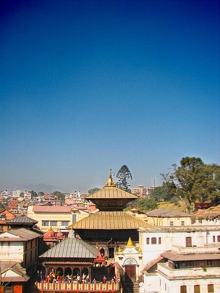 படிமம்:Pashupatinath Temple, Kathmandu.jpg