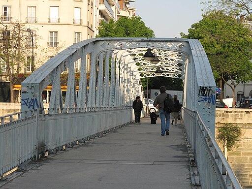 Passerelle Mornay