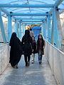Passers - Iran square skyway - Nishapur.JPG